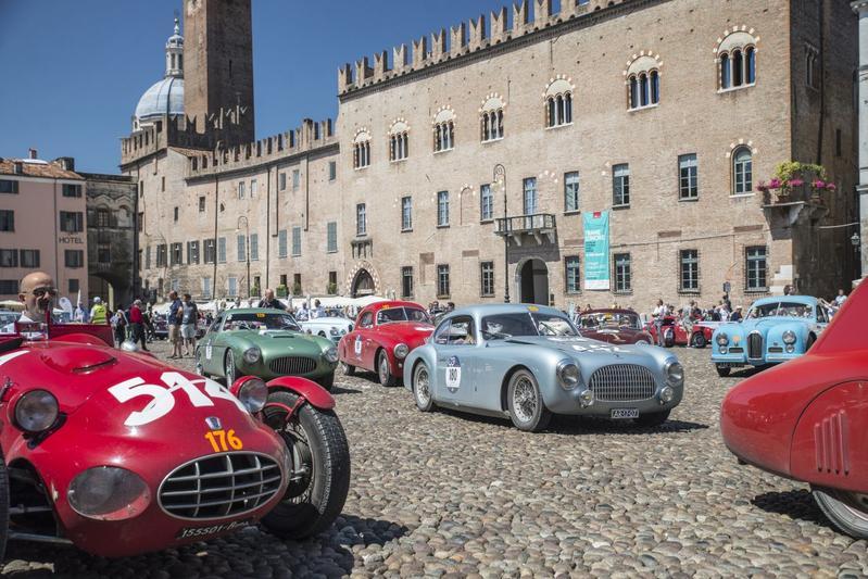 Mille Miglia opent digitaal register