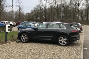 Audi e-tron 50 quattro Launch Edition Plus (2019)