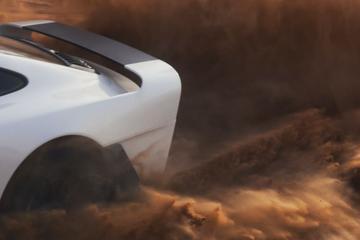 Porsche-offroader van Marc Philipp Gemballa komt bijna
