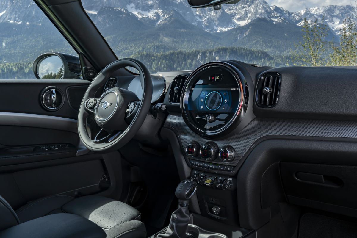 Mini Countryman facelift 2020