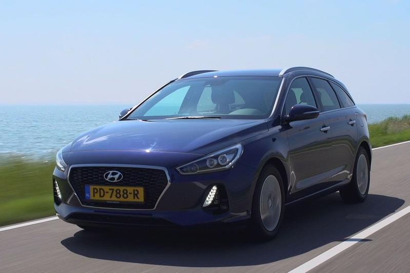 Hyundai i30 Wagon - Rij-impressie
