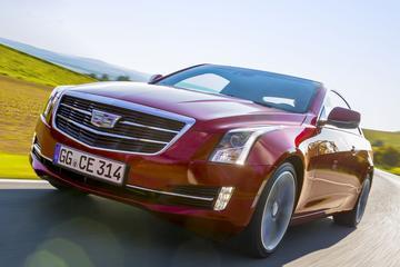 Gereden: Cadillac ATS Coupé