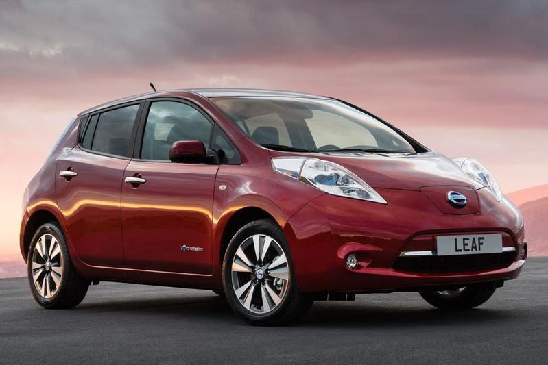 Nissan Leaf 24kWh Tekna (2015)