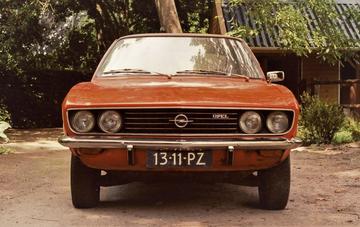 Opel Manta (1971)