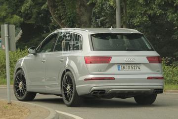 AutoWeek-lezer spot: Audi SQ7