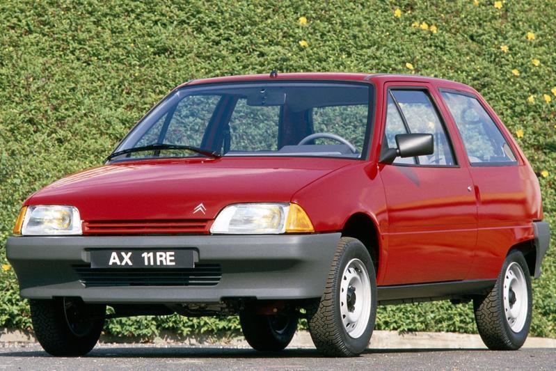 Citroën AX 10 E (1988)