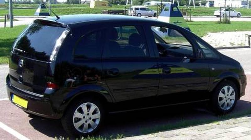 Opel Meriva 1.6-16V Temptation (2008)