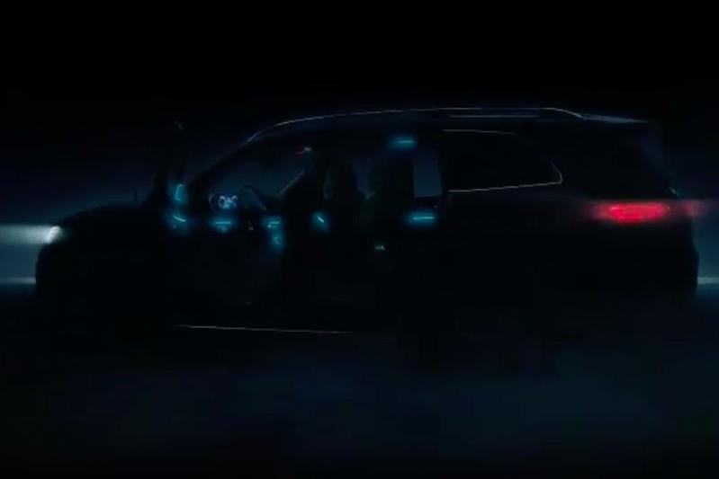 Mercedes-Bens GLS