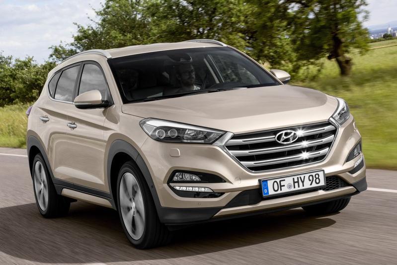 Hyundai Tucson 1.6 T-GDI 4WD Premium (2016)
