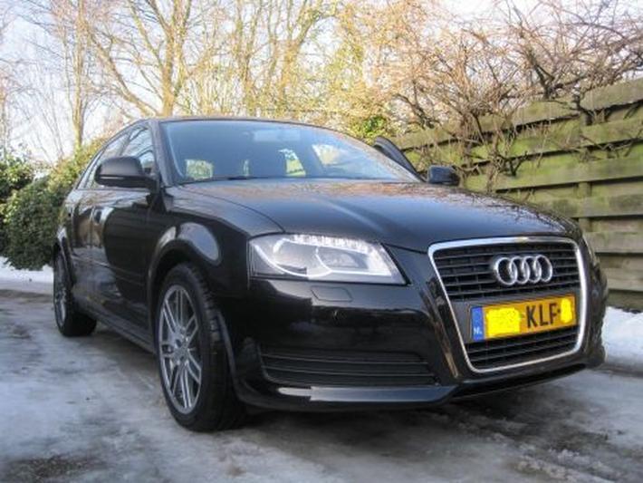 Audi A3 Sportback 1.6 TDI Attraction Business Edition (2010)