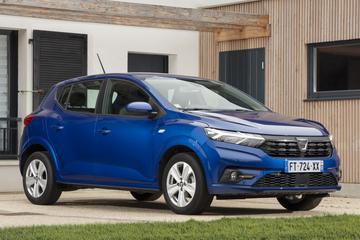 Dacia Sandero TCe 100 Bi-Fuel Comfort (2021)