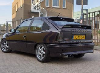 Opel Kadett 2.0 GSi 16V (1989)