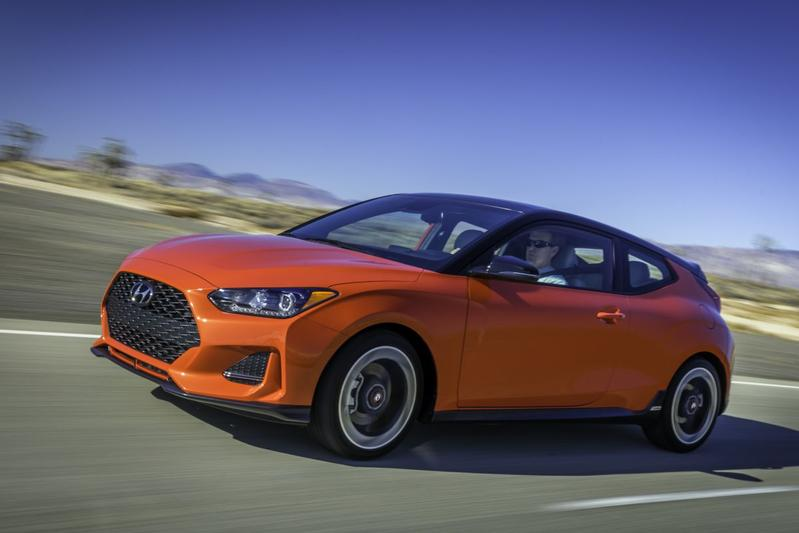 Nieuwe Hyundai Veloster niet naar Nederland