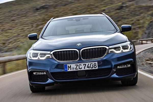 Ook BMW Group behaalt verkooprecord in 2018