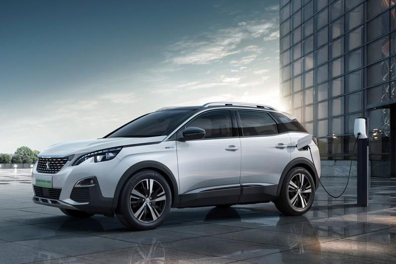 Peugeot 4008 PHEV 4WD China