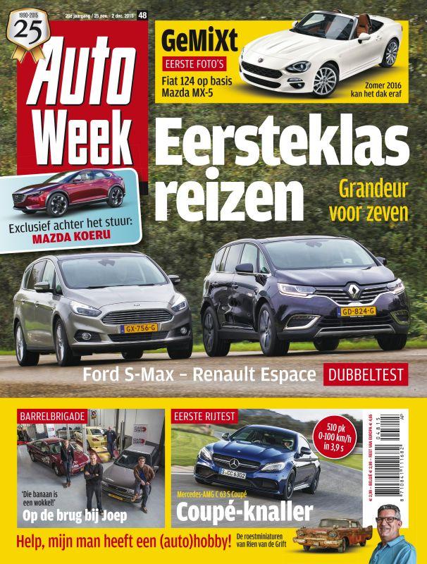 AutoWeek 48 2015