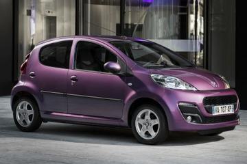 Peugeot 107 Premire 1.0 (2012)