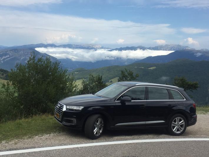 Audi Q7 3.0 TDI e-tron quattro Pro Line plus (2016)