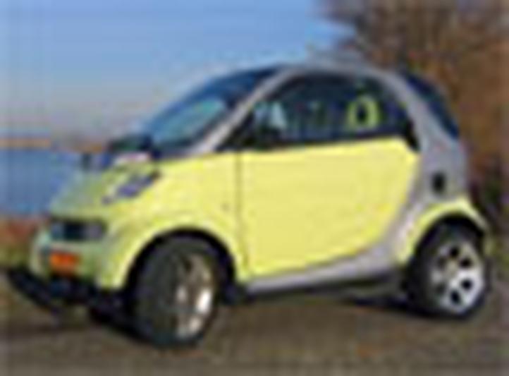 Smart fortwo coupé passion cdi (2004)