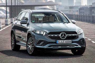 Blik to the Future: Mercedes-Benz GLC