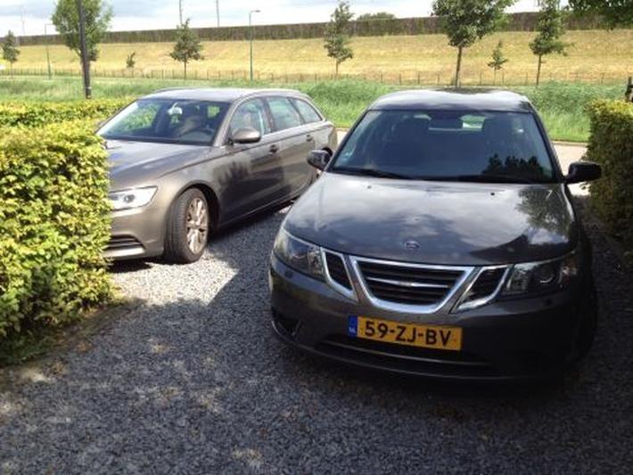 Saab 9-3 Sport Estate 1.8t Intro Edition (2008)