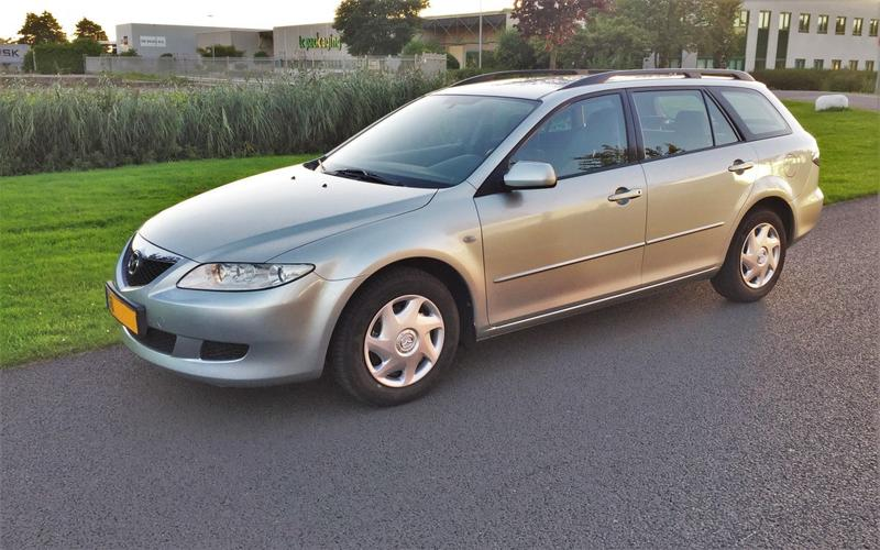 Mazda 6 SportBreak 2.0 Touring (2003)