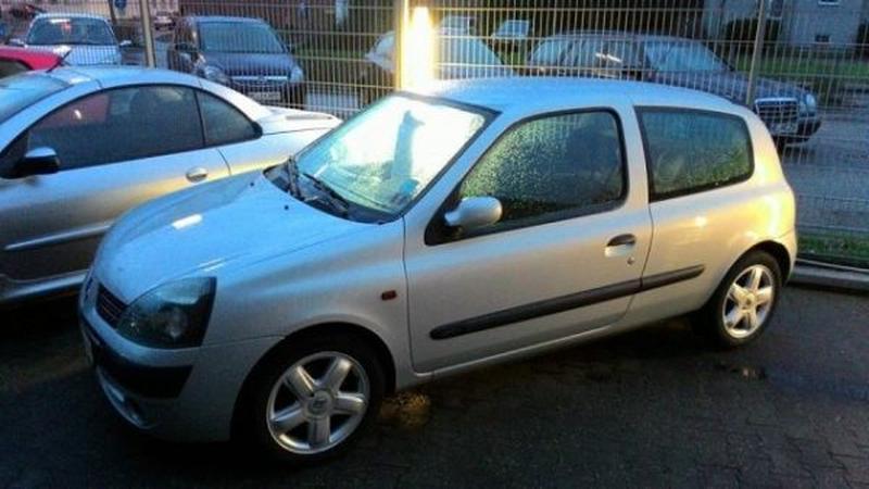 Renault Clio 1.5 dCi 80pk Dynamique (2002)