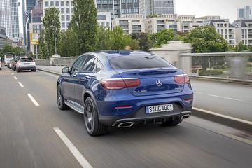 Mercedes-Benz GLC - Eerste rijtest