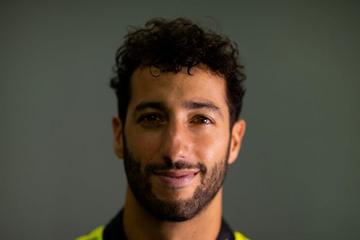 Daniel Ricciardo van F1-team Renault naar McLaren