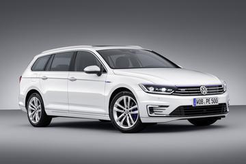 Volkswagen Passat GTE: nieuwe 7 procenter!