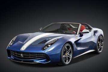 Ferrari F60 America is gelimiteerd feestnummer