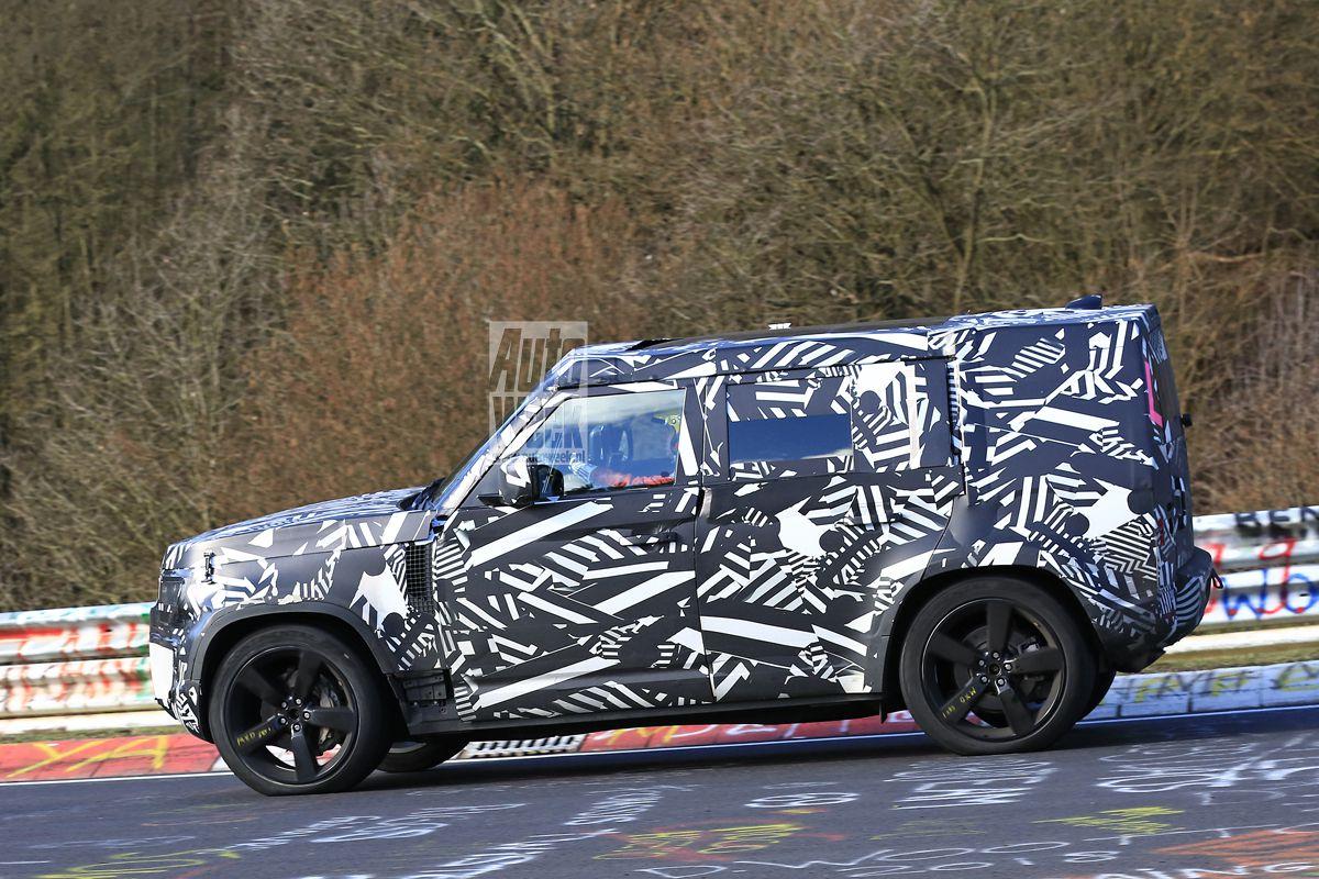 2018 - [Land Rover] Defender [L663] - Page 6 Yt0yjatbrx2t