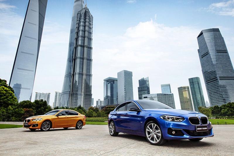 (Iets) beter in beeld: BMW 1-serie sedan