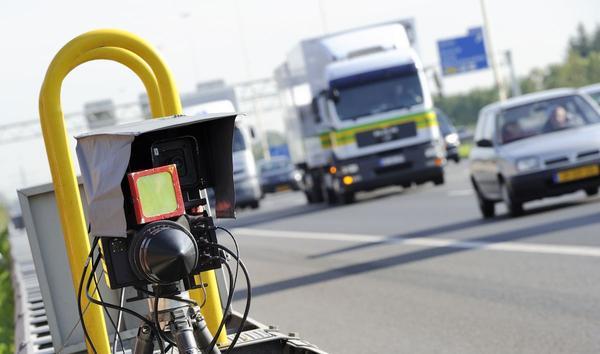 Verkeersboetes stijgen in 2019 met enkele euro's