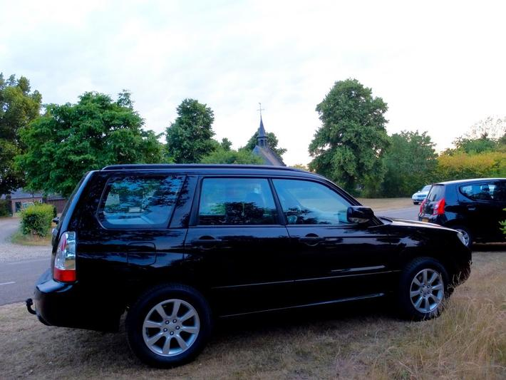 Subaru Forester 2.0 X AWD Luxury (2006)