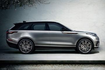 Range Rover Velar uitgeroepen tot allermooiste