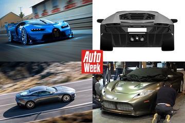 Dit wordt de AutoWeek: week 9