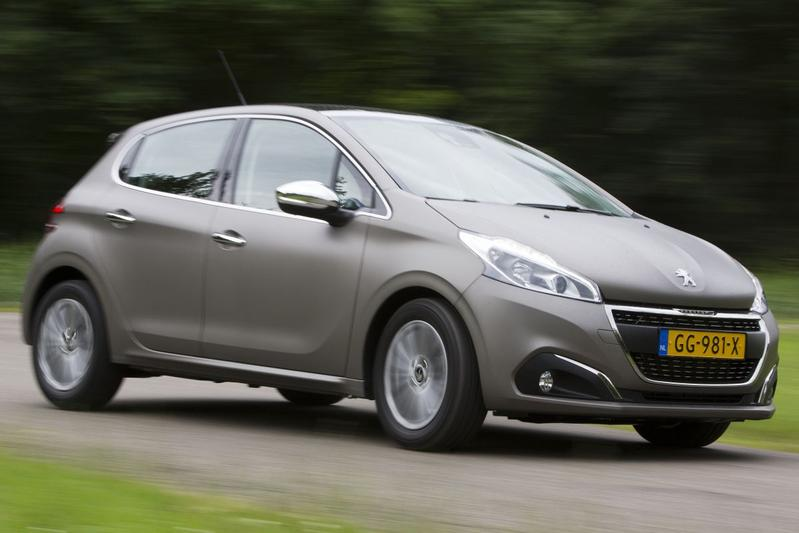 Peugeot 208 1.6 BlueHDi 100 Blue Lease Executive (2015)