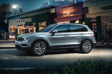 De robuuste Volkswagen Tiguan