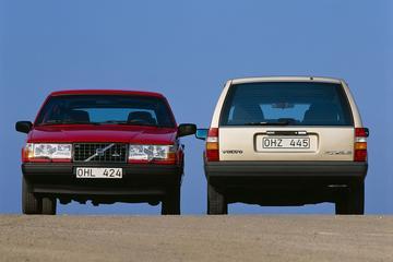 9 iconen uit 90 jaar Volvo