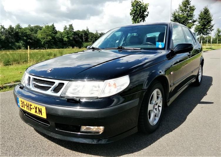 Saab 9-5 2.3 t Linear (2001)