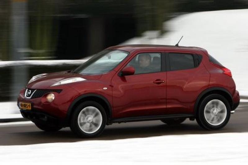 Nissan Juke 1.6 Eco Acenta (2010)