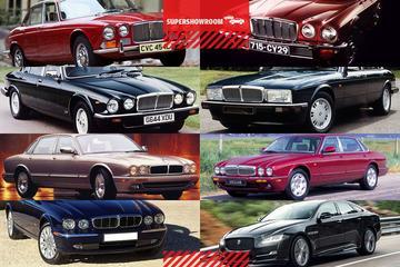 Supershowroom: Jaguar XJ
