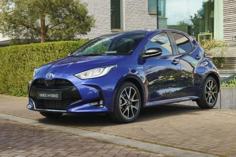 Toyota Hybrids tijdelijk even duur als niet-hybride versies