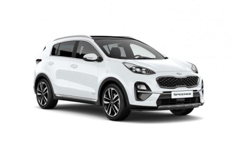 Kia Sportage back to basics