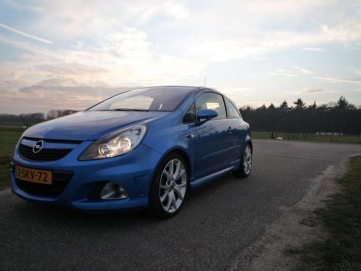 Opel Corsa OPC (2007) #2