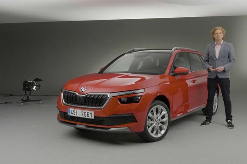 Skoda Schetst Vision Gt Concept Autoweek Nl