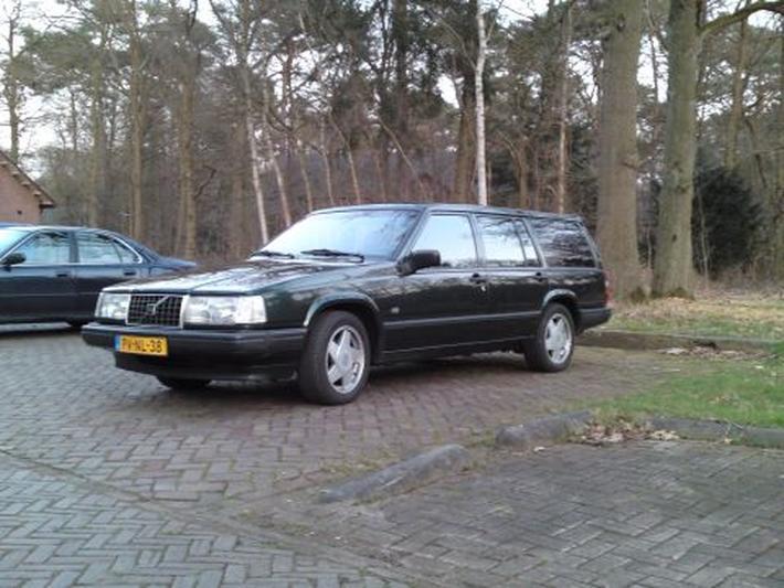 Volvo 940 Estate Polar 2.3 T (1996)