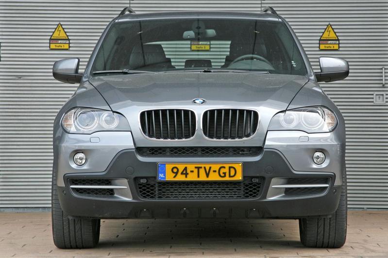 BMW X5 3.0D Xdrive - Doorgelicht