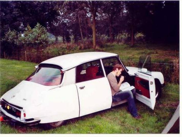 Citroën DSuper (1973)